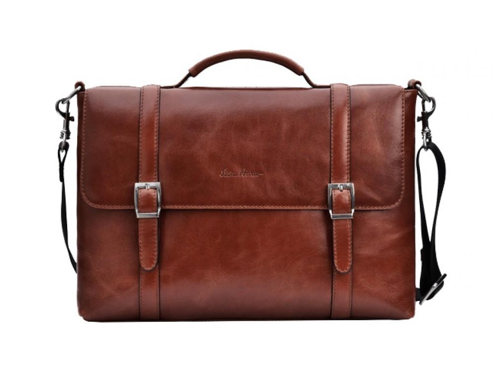 Новый портфель из коллекции Go-Ahead Man – для настоящих ценителей винтажной классики!