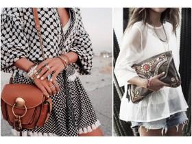 Современные стили сумок для женщин: часть II