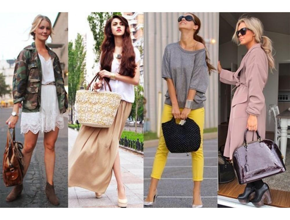 Как правильно выбрать цвет сумки: основные правила и мода 2018