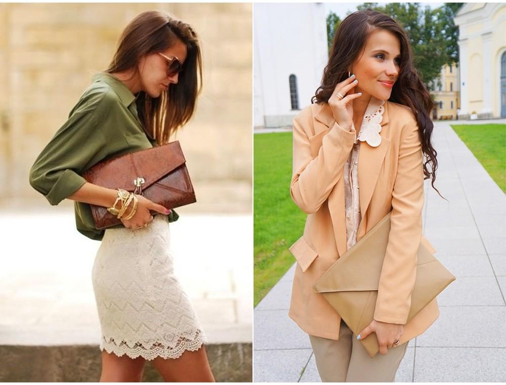Женский клатч: как носить маленькую сумочку с большими преимуществами?