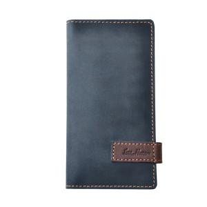 Клатч гаманець зі шкіри