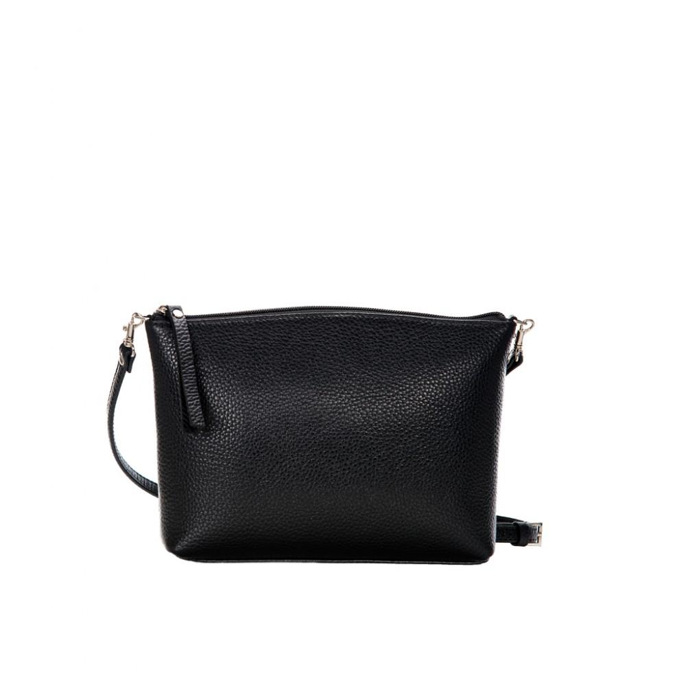 Женская кожаная сумка Ксения