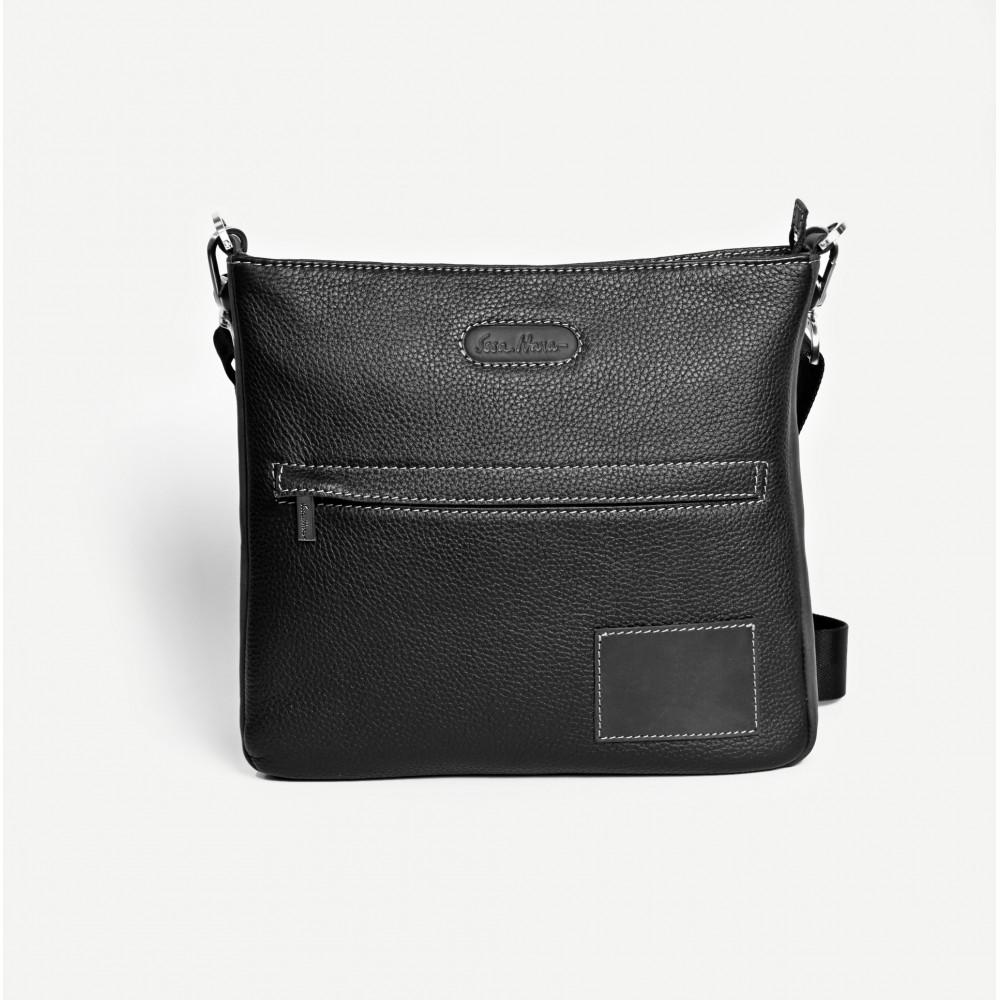 Маленькая мужская сумка через плечо