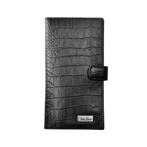 Men's wallet made of genuine leather
