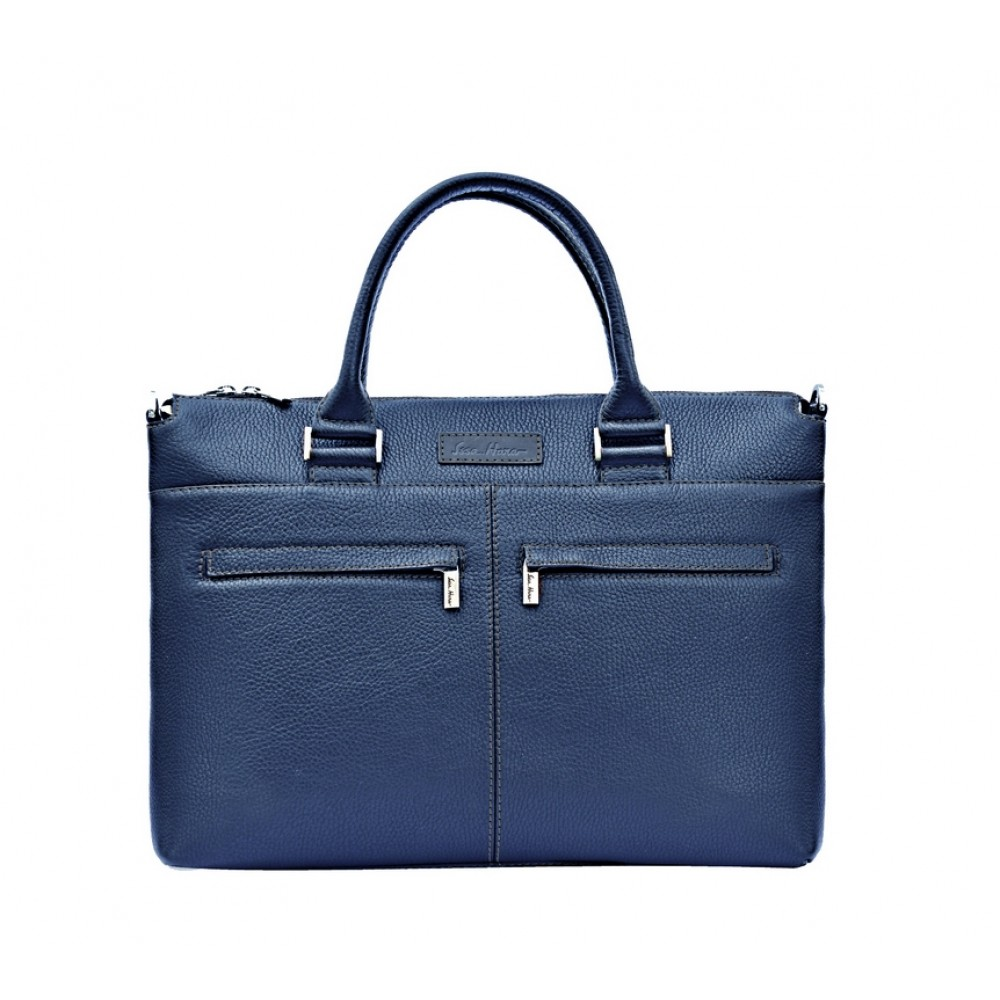 Bag men's blue