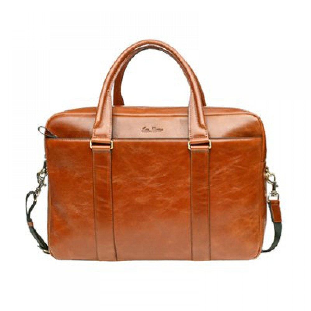 Most men's leather bag