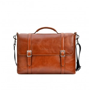 The original men's leather briefcase