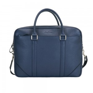 Classic men's leather bag