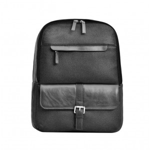 Backpack leather city