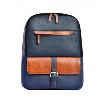 Рюкзак кожаный городской