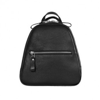 Маленький кожаный рюкзак