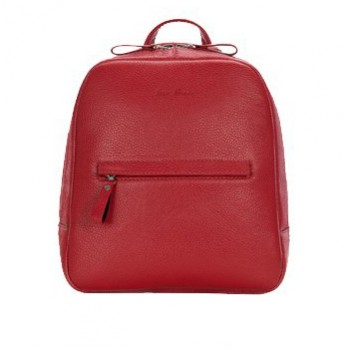 Backpack leather female